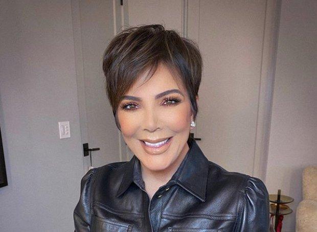 Kris Jenner todavía apoya a Kanye West