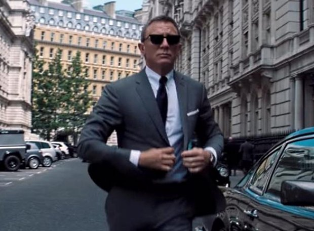 Gira de prensa de James Bond en China ha sido cancelada