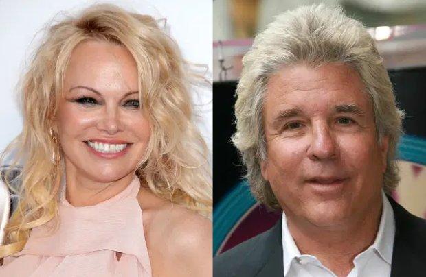 Tras permanecer casado con Pamela Anderson 12 días, Jon Peters está comprometido