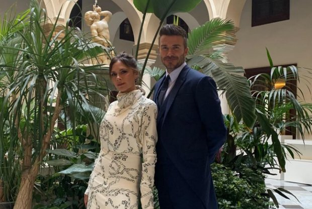 David y Victoria Beckham quieren construir un túnel de escape en su mansión