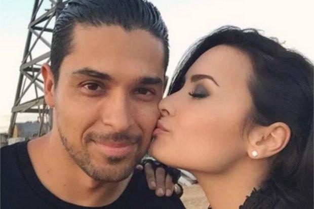 Demi Lovato evita mantener contacto con sus exparejas