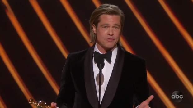 """Brad Pitt avisa que """"desaparecerá por un tiempo"""" del ojo público"""