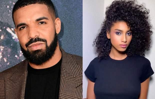 Se acabó el romance entre Drake y la modelo Imaan Hammam
