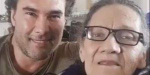 Madre de Eduardo Yáñez ha fallecido y él le rinde homenaje