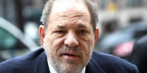 """Harvey Weinstein está """"lleno de energía"""" para seguir luchando"""