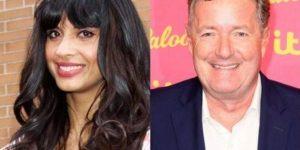 Jameela Jamil arremete contra Piers Morgan por usar tuits de la fallecida Caroline Flack