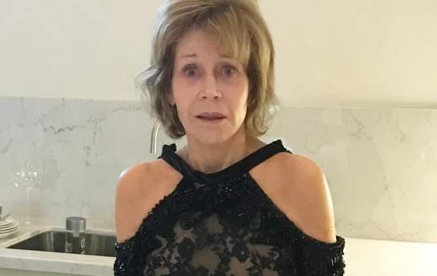 Jane Fonda no se someterá a más cirugías estéticas