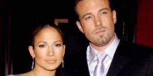 Ben Affleck sí mantiene contacto con Jennifer Lopez