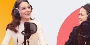 Kate Middleton usó técnicas de hipno-parto para superar  náuseas matutinas