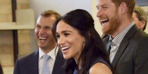 Príncipe Harry y Meghan Markle visitaron en secreto la Universidad de Stanford