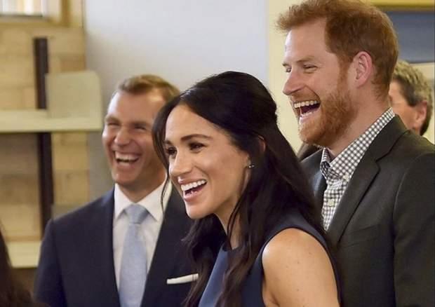 Meghan Markle y el príncipe Harry costearán su seguridad con fondos privados