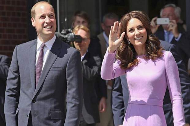 Príncipe William y Kate Middleton se tomarán un descanso de sus deberes reales
