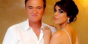 Quentin Tarantino es un nuevo papá