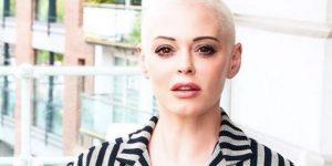 Rose McGowan teme que Harvey Weinstein busque venganza contra ella