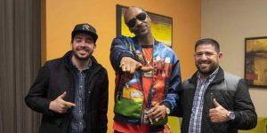 Snoop Dogg y Banda MS compartirán escenario