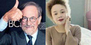 Steven Spielberg  se siente avergonzado por decisión de su hija Mikaela
