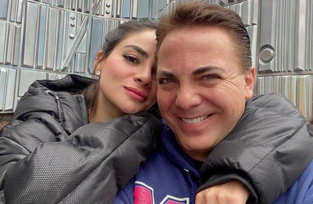 Cristian Castro termina con su novia tras escándalo