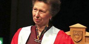 Princesa Anne de Inglaterra ocupará el lugar de Harry como capitana de los marines