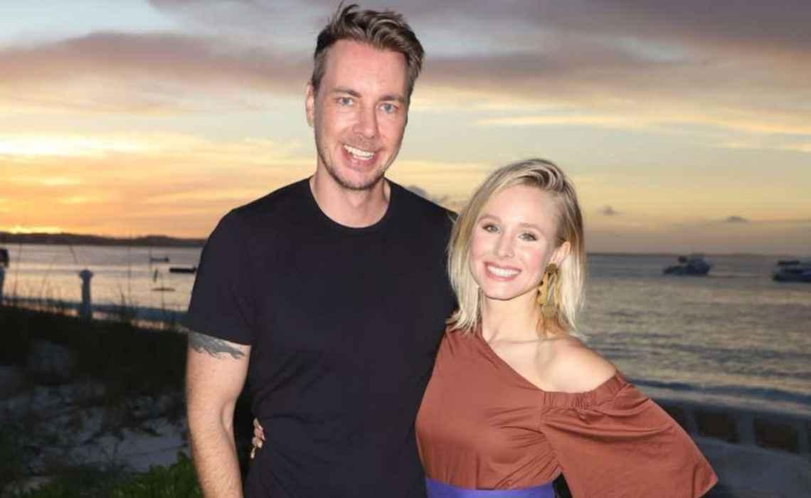 Kristen Bell apoya a su esposo Dax Shepard a pesar de su recaída