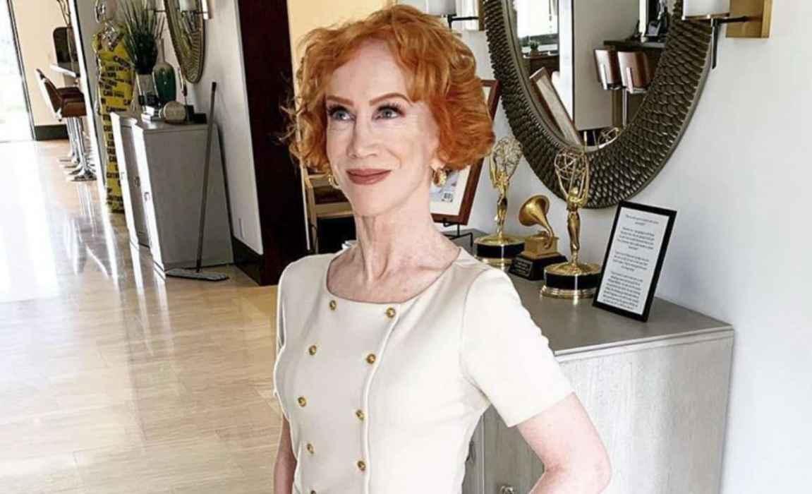 Kathy Griffin tiene una infeción abdominal y no coronavirus