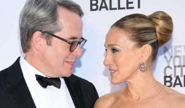 Sarah Jessica Parker y Matthew Broderick planean estrenar obra en Broadway en abril