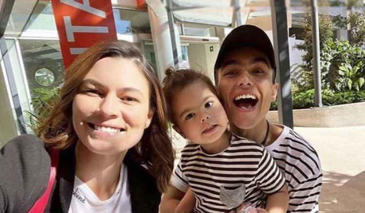 Sergio Mayer Mori ha vuelto a convivir con su hija, y ¡pagará su escuela!