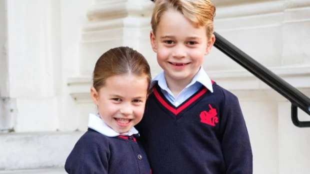 Así llamarán a la princesa Charlotte sus compañeros y profesores en su escuela