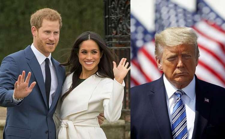 Estados Unidos no pagará la seguridad del príncipe Harry y Meghan Markle