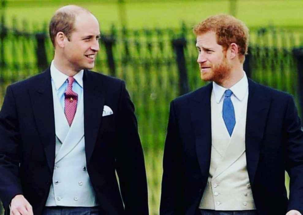 El príncipe William y el príncipe Harry han trabajado en su relación