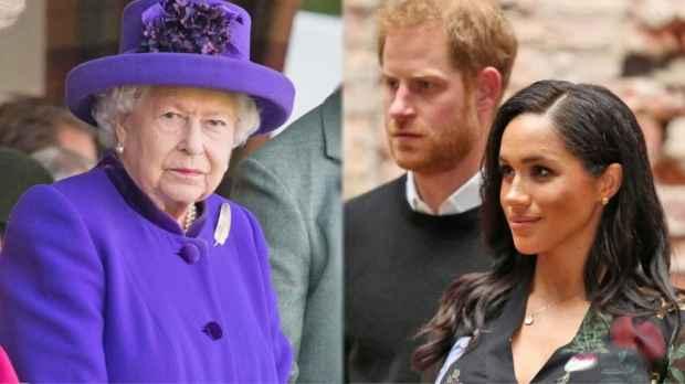 Reina Elizabeth II contrata a empleada despedida de Meghan Markle y el príncipe Harry