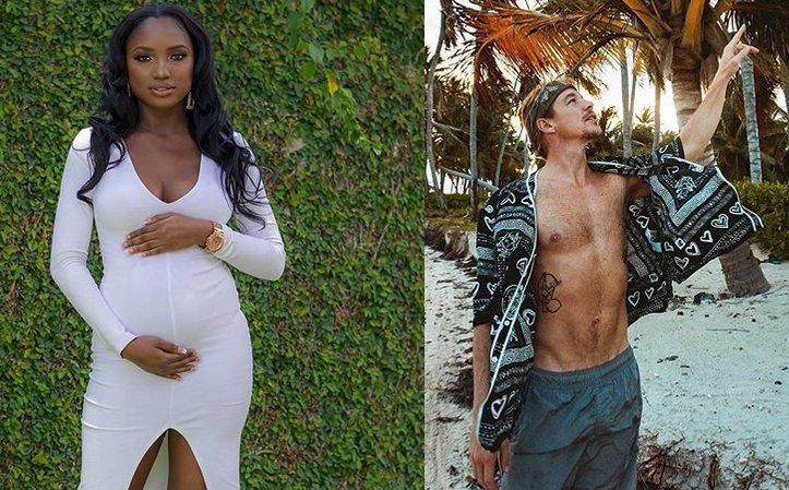 Ex reina de belleza anuncia nacimiento de su hijo con DJ Diplo
