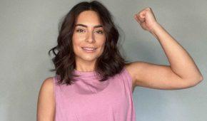 Ana Brenda Contreras pide a Julián Gil sea el padre de su hijo