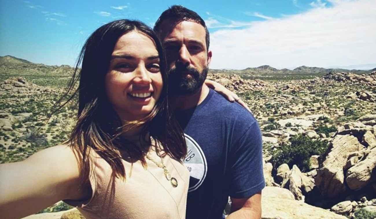 Ben Affleck y Ana de Armas 'hablan con regularidad'  después de su separación