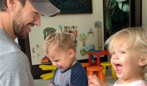Enrique Iglesias no quiere ser un padre ausente