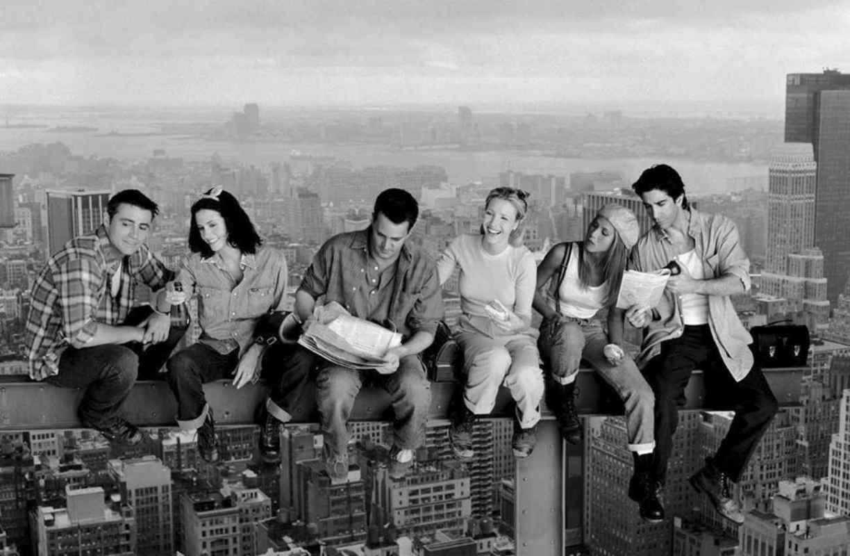 En reunión de Friends las estrellas no interpretarán a sus personajes