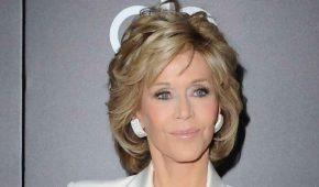 """Jane Fonda dice que la policía la ha tratado bien por ser """"blanca y famosa"""""""