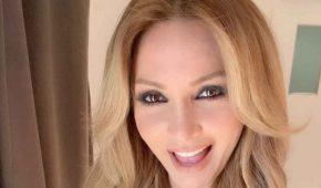 Patricia Navidad denuncia que sus redes sociales son víctimas de ataque