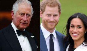 Príncipe Charles previó que habría problemas cuando Meghan Markle entró en la familia real