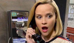 Reese Witherspoon regala vestidos a maestras que trabajan desde casa