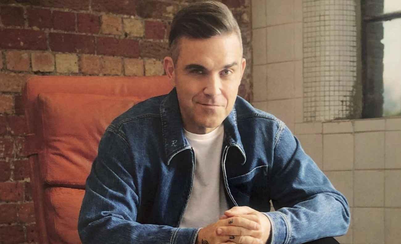 Robbie Williams no volvió a ver fantasmas desde que se convirtió en padre