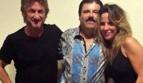 """Kate del Castillo dice que Sean Penn """"le hizo mucho daño"""""""