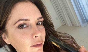 Victoria Beckham tras críticas da marcha atrás de licenciar a 30 empleados