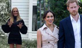 Adele se vuelve amiga inseparable de Harry y de Meghan Markle