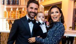 Eva Longoria celebra cuatro años de matrimonio