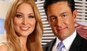 Fernando Colunga tiene nueva pareja de ficción