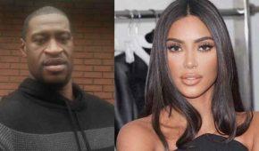"Kim Kardashian se siente ""enfurecida y asqueada"" por asesinato de George Floyd"