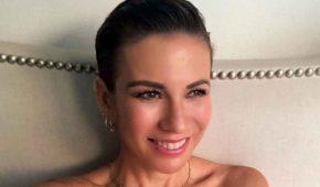 Ingrid Coronado provoca a sus fans al usar un pronunciado escote