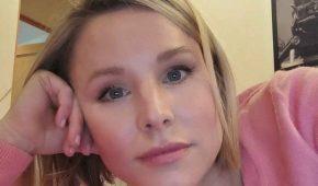 Hija de cinco años y medio de Kristen Bell todavía usa pañal
