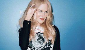 Nicole Kidman se fractura el tobillo