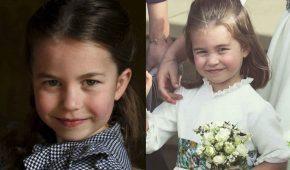 Princesa Charlotte es homenajeada en su quinto cumpleaños